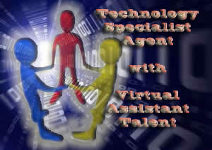 Technology Specialist Virtual Assistant / Agent