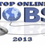 Top Online Jobs For 2013
