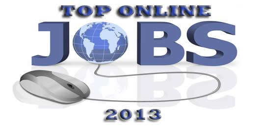 jobs online 2013