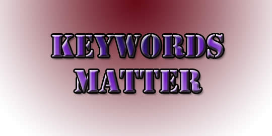 Keyword Research Matters