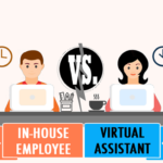 Virtual Assistant Versus  In-House Employee:  How to Save $46,000 a Year